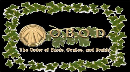 The Grove of Manannan Mac Lir - The Faery Tradition